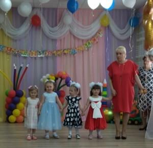 Выпускной в детском саду