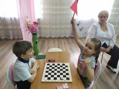 Муниципальный шашечный турнир