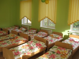 Спальня в группе 5